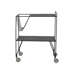 House Doctor Trolley Use
